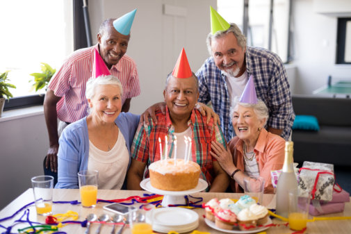The Three Types of Adult Day Care